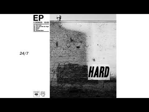 The Neighbourhood - HARD EP