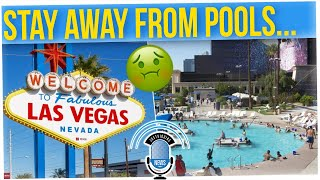 Experts Say to NEVER Get Into Las Vegas Pools!? (ft. Tim Chantarangsu)