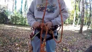 Zero Bridge Blake's Hitch Rope Walker With or Without Adjustable Bridge Harness
