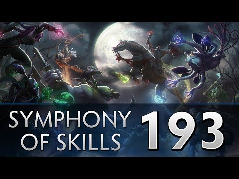 Dota 2 Symphony of Skills 193