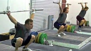 Snatch, Part 1, How To, Olympic Weightlifting