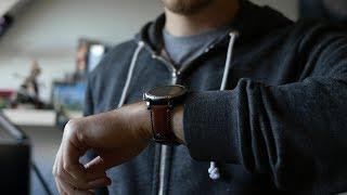 Die beste Smartwatch auf dem Markt? - Fossil Q Explorist Review!
