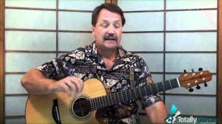 I Love You - Guitar Lesson