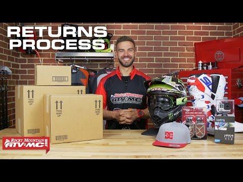 Returns Policy | Rocky Mountain ATV/MC