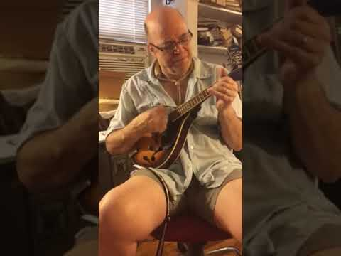 Jeff S. Music Mandolin 2