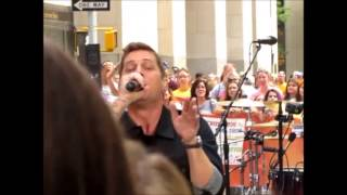 Rob Thomas   TODAY Show   This is how a heart breaks