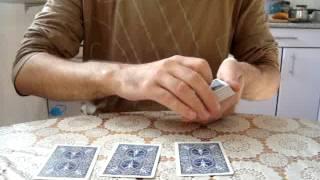 Смотреть онлайн Обучение фокусам: иллюзия обмана с картами