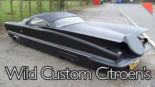 Custom Citroen DS