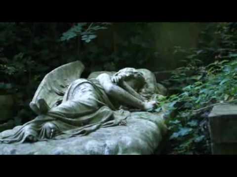 A autora fala sobre Uma estranha simetria num cemitério em Londres