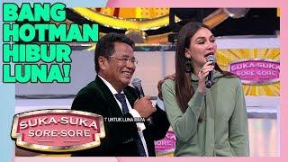 Bang Hotman Dateng Ke MNC TV Untuk Hibur Luna Maya - Suka Suka Sore Sore (11/3)