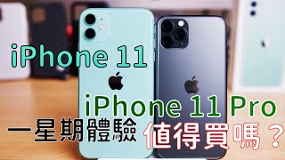 iPhone 11及11 Pro一星期體驗!相機不錯但今年iPhone值得買嗎?