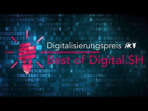 """Digitalisierungspreis """"Best of Digital.SH"""""""