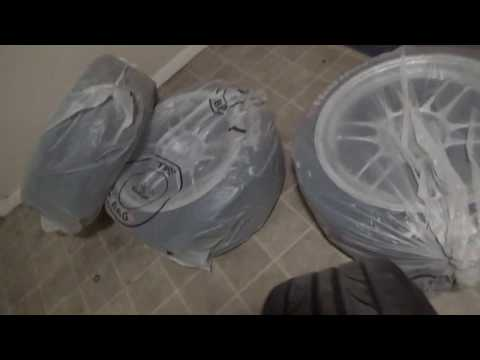 Honda CRZ Supercharged Build (Prepping My Wheels)