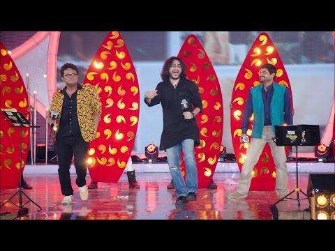 rupam sidhu and upal perform together mirchi music awards ba