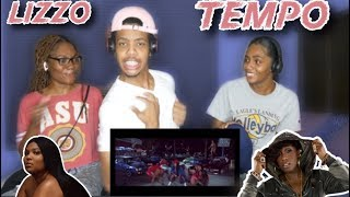 Lizzo   Tempo Feat  Missy Elliott Official Music Video REACTION