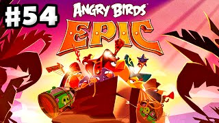 Angry Birds Epic - Gameplay Walkthrough Part 54 - Hired Help (iOS, Android)