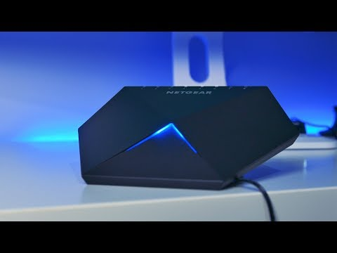 Netgear Nighthawk S8000 Gaming Switch Review (4K)