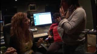 Anna Vissi - Apagorevmeno, In The Studio, Part A [annavissi.net]