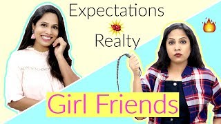 Girlfriend - Expectations vs Reality | #Roleplay #Sketch #Fun #ShrutiArjunAnand