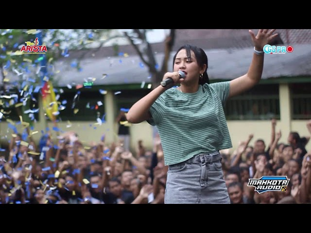 Happy Asmara - Sambel Trasi - New Arista Live SMAN 2 Pare | Mahkota Audio