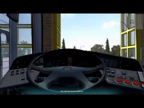 Bus Simulator 2012 - Обучение