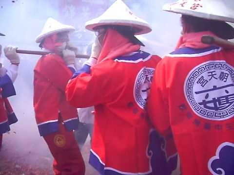 2010年 莊儀團 報馬仔 六媽 農曆三月十九 北港迎媽祖 - 北港迎媽祖