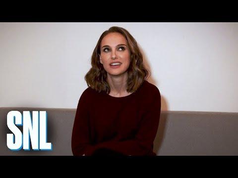 Natalie Portman's Favorite SNL Sketches