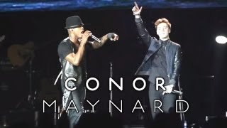 Conor Maynard - Ne-Yo Tour Diaries - London
