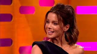 Kate Beckinsale Funny Moments Compilation