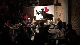 Makiko Yoneda TRIO 3 - Baião partido - LIVE on JazzB at São Paulo , Brazil -