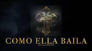 """De La Ghetto - """"Como Ella Baila"""" [Audio Oficial]"""