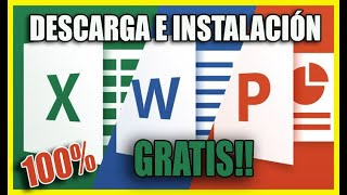 Paquete Windows Office Portable %100 GRATIS  Actualizado 2018