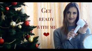 Get ready with me | Makeup & BaByliss Curl Secret by Adina Podgorencu