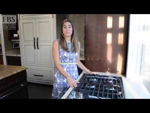 Laura Report: The Jenn Air Downdraft Gas Cooktop