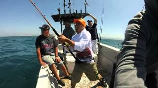 preview picture of video '2014 Fishing Trip in San Quintin, Mexico'