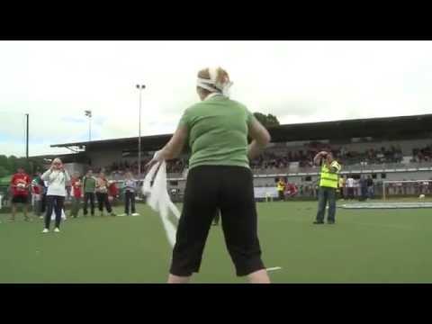 The Paddy Games: Bog Roll Gymnastics