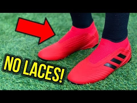 THE CHEAPEST LACELESS BOOTS EVER! – ADIDAS PREDATOR 19.3 LACELESS – REVIEW + ON FEET