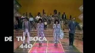 DE TU BOCA, 440