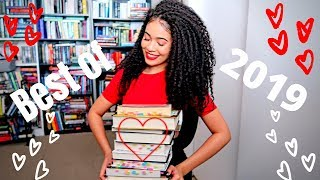 FAVORITE BOOKS OF 2019 || Best Books Ive Read!
