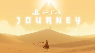 Journey PS4 Gameplay Walkthrough Part 1