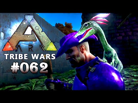ARK: TRIBE WARS ★ #062 - Patch 224.0 ★ Compy (Baby), Lupe & Wandfackel [Epic Graphic]