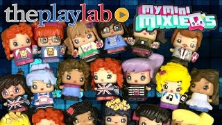 My Mini Mixie Q's
