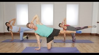 15-Minute Lazy-Girl Booty Workout | Class FitSugar by POPSUGAR Fitness