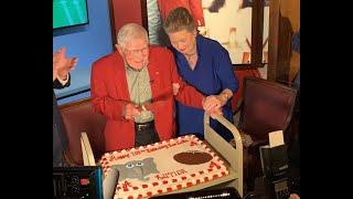 A 100th birthday celebration