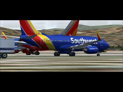 FS2004 - Southwest Airlines