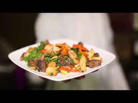 Video Healthy Dinner Ideas | Protein & Veggies
