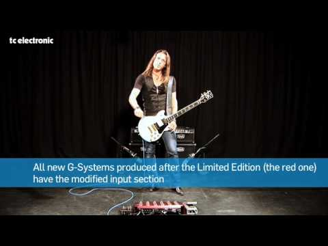 G- System Video Demostration