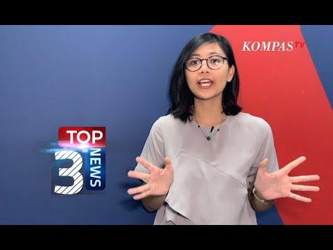 [Top 3 News] Longsor Double Track Bogor-Sukabumi   Jokowi Jenguk Cucu   Mahfud MD Soal Ahok
