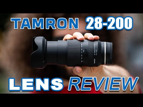 External Review Video L6kN6ngvoQc for Tamron 28-200mm F/2.8-5.6 Di III RXD Lens (A071)