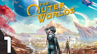 THE OUTER WORLDS | Let's Play #1 [FR]